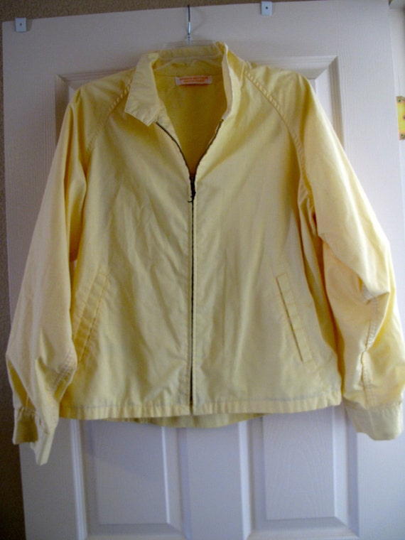 Brooks Brothers BROOKSGATE Vintage Preppy Harrington Jacket