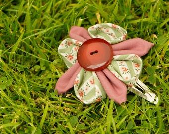 Spring flower cute clip