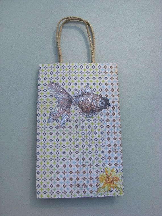 Fish Gift Bag