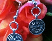 New Orleans Water Meter Dangle Earrings