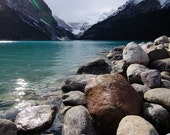 """Fine art print """"Lake Louise"""" 5x7 photograph (available in other sizes)"""