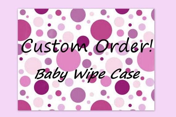 Custom Order For Rhonda