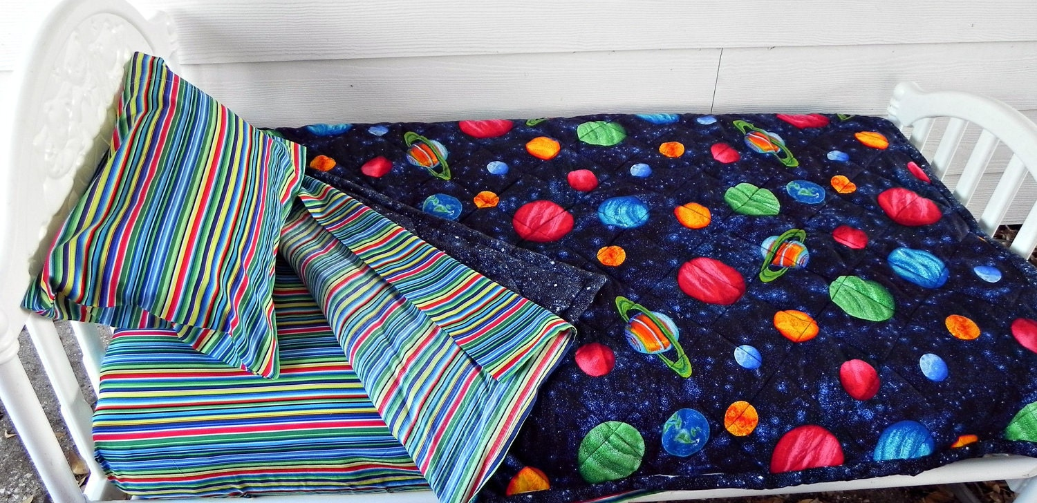 toddler bedding solar system - photo #3