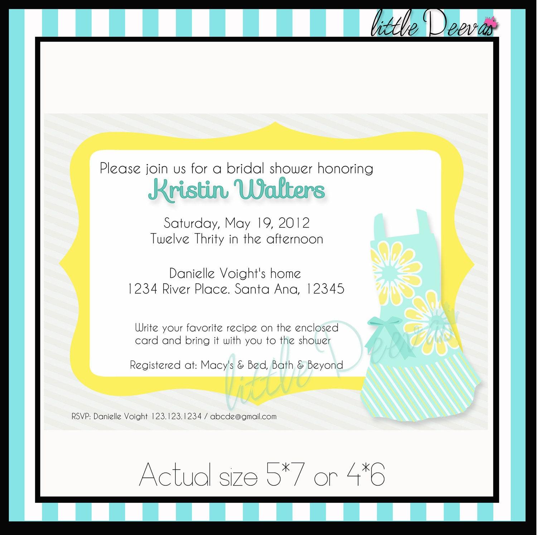 Kitchen Bridal Shower Wedding Shower Invites Wording Bridal Shower Invite Wording With