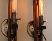 Industrial Wall Light Sconce - BenclifDesigns