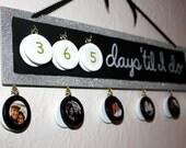 Countdown to Wedding Calendar