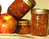 Organic Apple Maple Jam