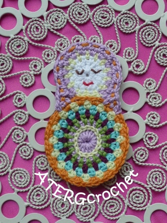 Matryoshka crochet application