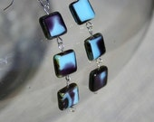 Dangle Earrings- Ocean Waters