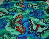 Fabric Freedom - Flowers & Butterflies