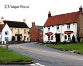 The Village Pub -  Yorkshire  - Digital Download