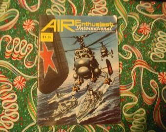 Air Enthusiast International, June 1974, Vol. 6 No. 6