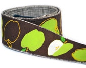 READY to SHIP Oh My Apples Camera Strap