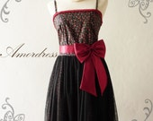 Fairy Tulle Dress for Wedding, Prom, Any Occasion- Fit XS-