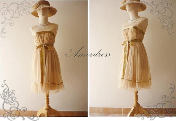 Amor Dress Vintage Inspired A Lovely Tutu Cocktail Dress in
