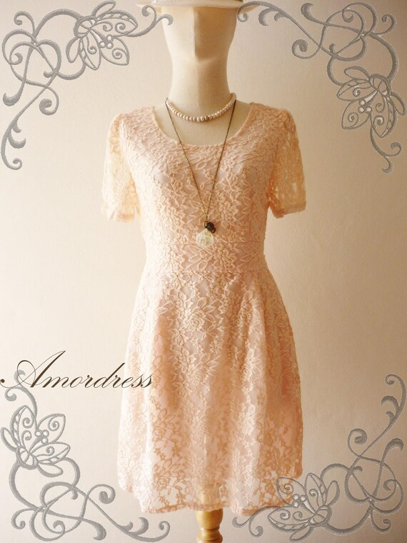 Amor Vintage Inspired Fairy Dress Light Pretty Pink