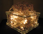 Lighted Glass Gift