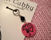 To My Valentine NON SNAG Stitch Marker