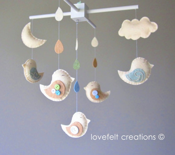 Unavailable listing on etsy for Unusual baby mobiles