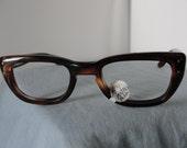 Vintage Bausch & Lomb Everyman Eyeglass Frames New Old Stock Eyewear 42mm 28mm