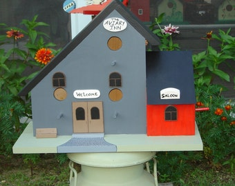 The Aviary Inn Bird House