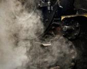 """Cog Driven Train in the Nilgiri Mountains 7""""X10"""" Archival Fine Art Print"""