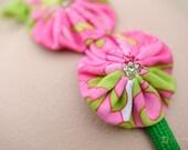 Pink Kawaii Yo-Yo Headband