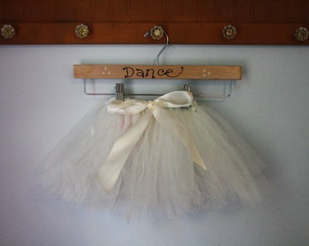 Heavenly tutu with coordinating headband