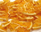 Dehydrated Certified Organic Orange Pieces for Snacking