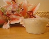 100% RAW Unrefined  African White (Ivory) Shea Butter 2 oz Smooth & Creamy