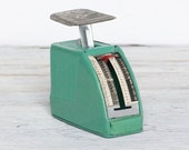 Mint Green Postage Scale