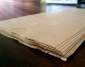 115 Small Kraft Paper Bags (10 x 5 inchesx3 inches) - Custom listing for Hannah