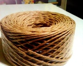 25 yards (approx 23m) of kraft twine paper rope, natural and beautiful