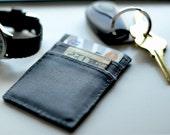 Men's Front-Pocket Slim Wallet