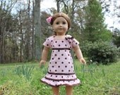 The American Girl Nina Sundress for the 18 Inch Doll