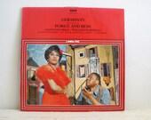 Porgy and Bess Soundtrack LP Record Album 33 RPM Gershwin Leontine Price