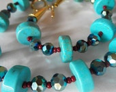 Santa Fe Turquoise Necklace