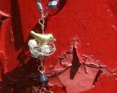 STANDBY (Ask Before Order) - Little Magic Forest Charms - OOAK Whimsical Necklace