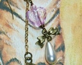 Sweet Lovely Lolita Single OOAK Earring