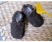 Slip-On Shoe PDF (INSTANT DOWNLOAD Sewing Pattern)