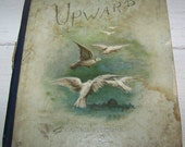Victorian Book Upward Castell Brothers Doves