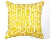 Lemon pillow cover lemon cushion cover yellow pillow yellow cushion fruit cushion fruit pillow retro cushion throw pillow decorative pillow