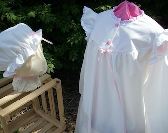 Girls Prairie Nightgown Special Order Only