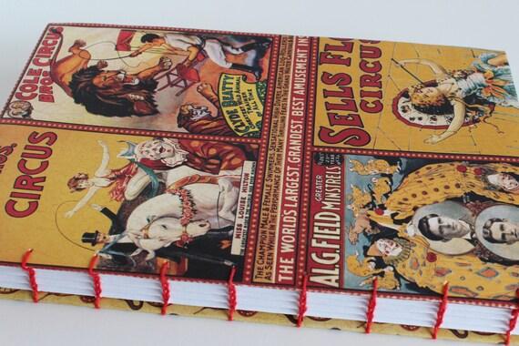 Handbound Art Journal