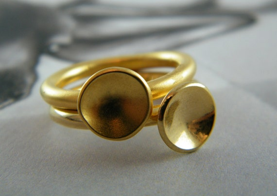 Gold Stacking Rings stacking ring set gold stackable rings