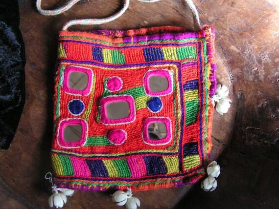 Vintage pouch/bag