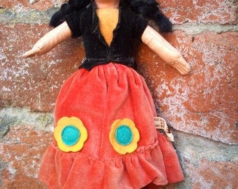 Norah Wellings Vintage Spanish Doll