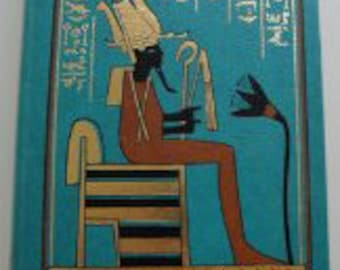 The Curse of the Pharohs by Yves Naud 1977 Book HB