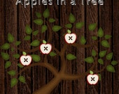 123 Apples in a Tree