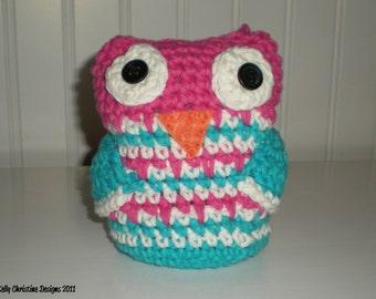 Stuffed Owl